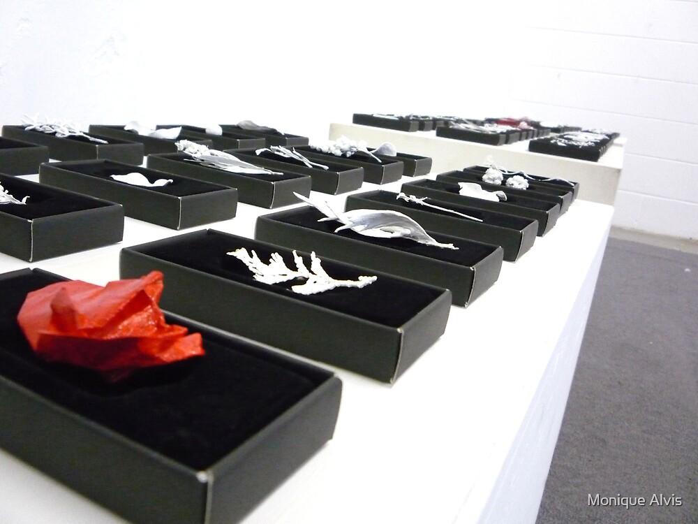 Small Black Ground by Monique Alvis