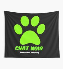 Miraculous Chat Noir Wall Tapestry