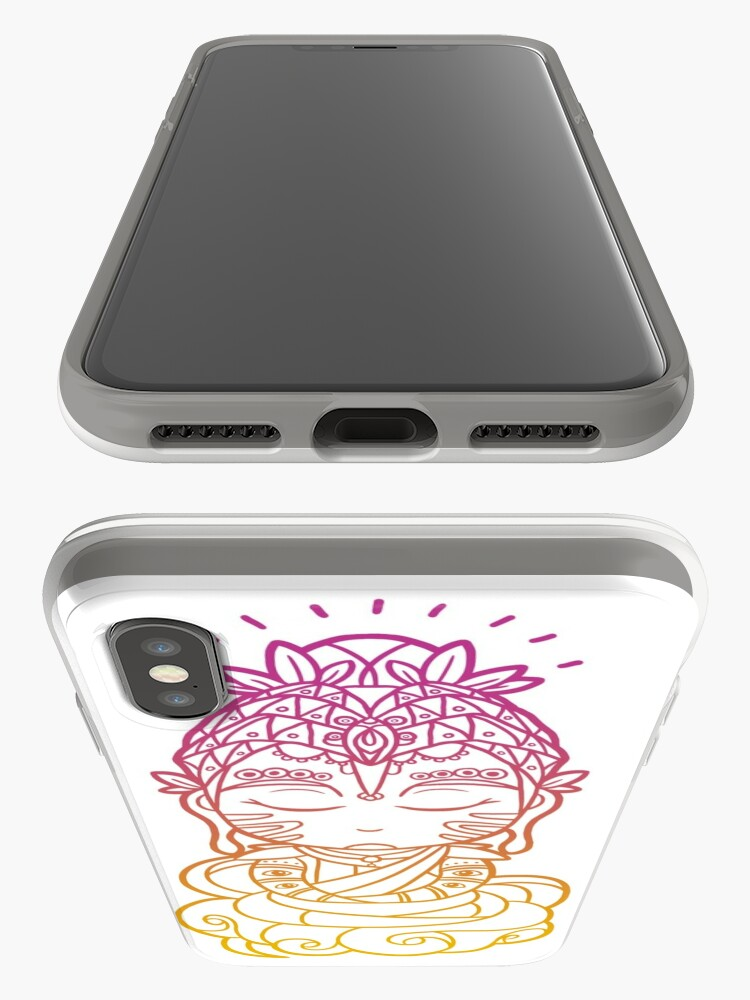 Alternate view of Buddha iPhone Case & Cover