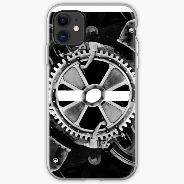 Modern Times iPhone Soft Case
