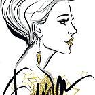 Fashion Woman by illustrart