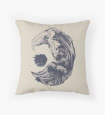 Swell Throw Pillow