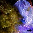 River of Moonbeams by Chris  Willis