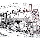 Engine1112 by John W. Cullen