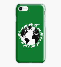 Eco World iPhone Case/Skin