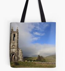 Dunlewey church Tote Bag
