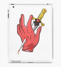 Dagger iPad Case/Skin