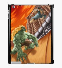 EPIC BATTLE! iPad Case/Skin