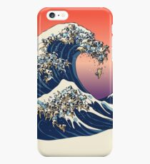The Great Wave of Pug iPhone 6s Plus Case