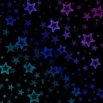 Stars by chuzzelpuff