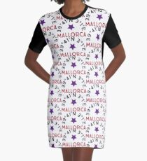 Mallorca Graphic T-Shirt Dress