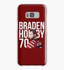 Braden Holtby Samsung Galaxy Case/Skin