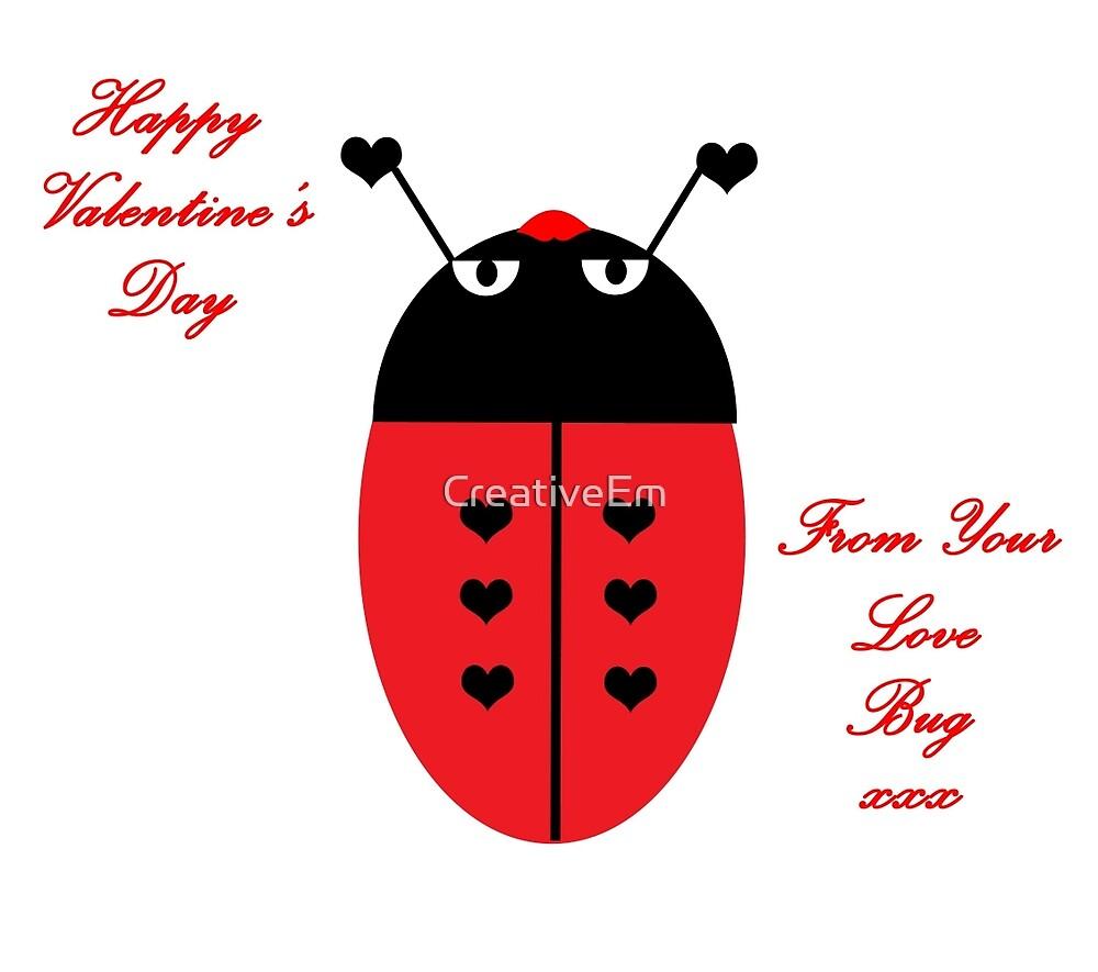 Love Bug (Valentine's Day) by CreativeEm