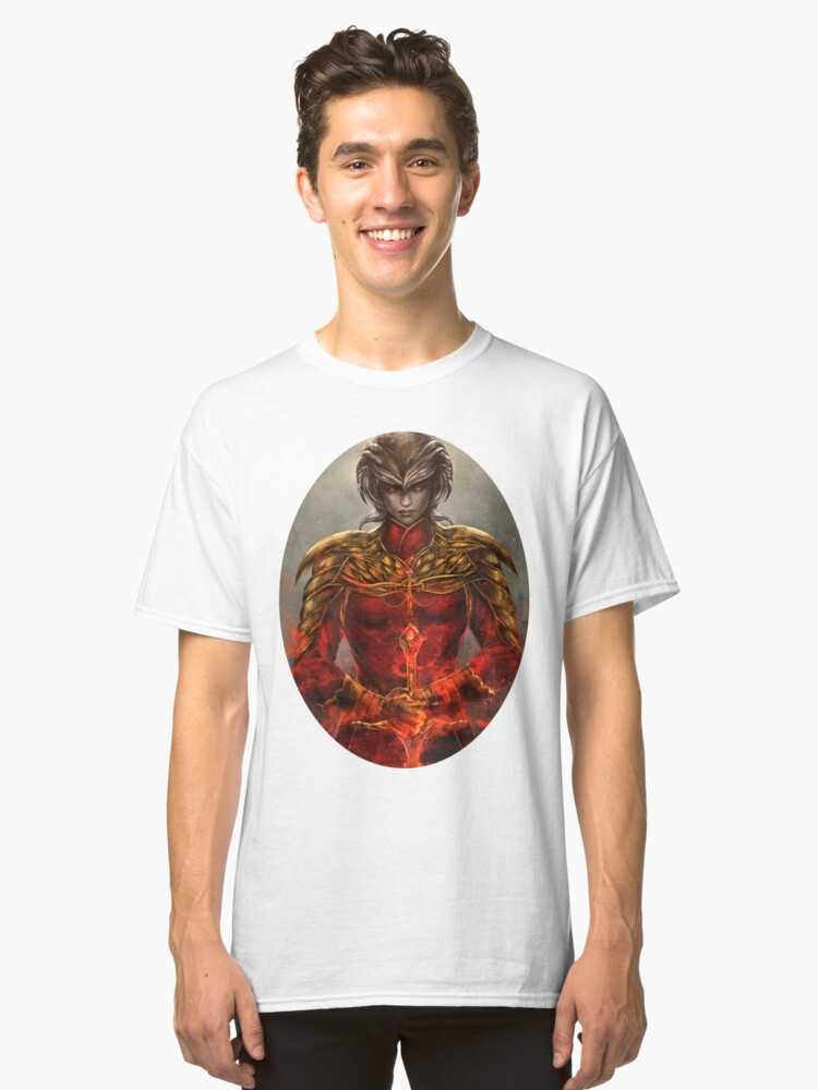Knight of Valor Classic T-Shirt Front
