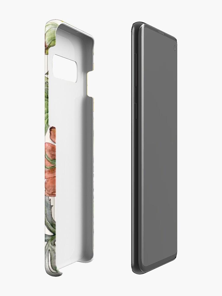 Vista alternativa de Funda y vinilo para Samsung Galaxy Ambrosia VI