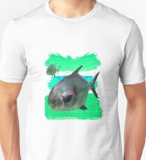 License to Fish Unisex T-Shirt