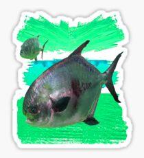 License to Fish Sticker