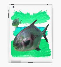 License to Fish iPad Case/Skin