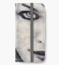 Milla Jovovich iPhone Wallet/Case/Skin