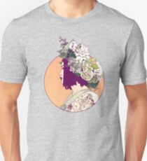 Geisha Under the Sun Unisex T-Shirt