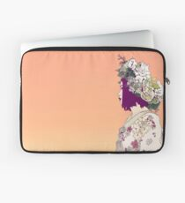 Geisha Under the Sun Laptop Sleeve