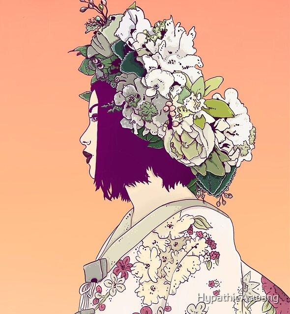Geisha Under the Sun by HypathieAswang