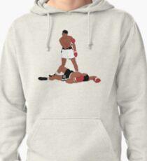 Muhammad Ali Iconic Pose Pullover Hoodie
