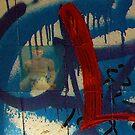 Rozelle Graffiti wall stories series No 1 by mklau