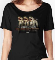 Wall St. Sharks Women's Relaxed Fit T-Shirt