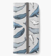 Vinilo o funda para iPhone Las ballenas están en todas partes