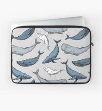 Wale sind überall Laptoptasche