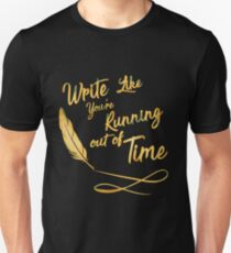 LIke You're running out of Time Slim Fit T-Shirt
