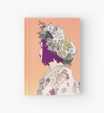 Geisha Under the Sun Hardcover Journal