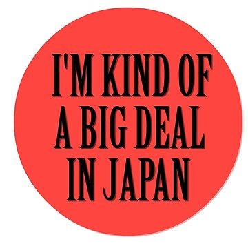 Big in Japan China Funny Cool Music Rock Pop by MrAnthony88