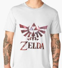 Zelda Triforce 2 Men's Premium T-Shirt