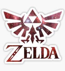 Zelda Triforce 2 Sticker