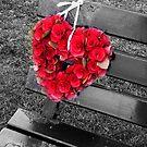 Love Seat by Carol Bleasdale