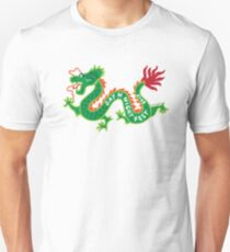 DAY N NIGHT DRAGON Unisex T-Shirt