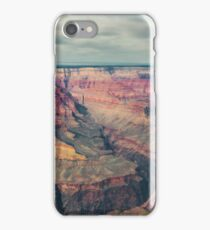 Aerial view of Grand Canyon iPhone Case/Skin