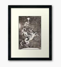 Chief Osceola Framed Print