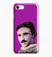 Nikola Tesla - quote iPhone Case/Skin