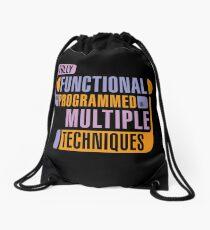 Fully Functional Drawstring Bag