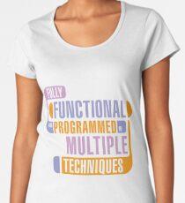Fully Functional Women's Premium T-Shirt