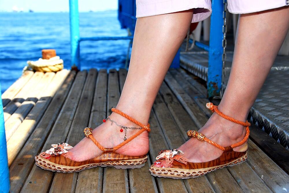 Beautiful legs by satwant