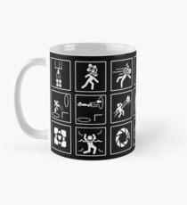 Portal  Video Game Mug