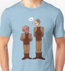 Constable and Deputy Unisex T-Shirt