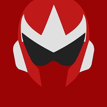 The Red Rocker by Dalekstu