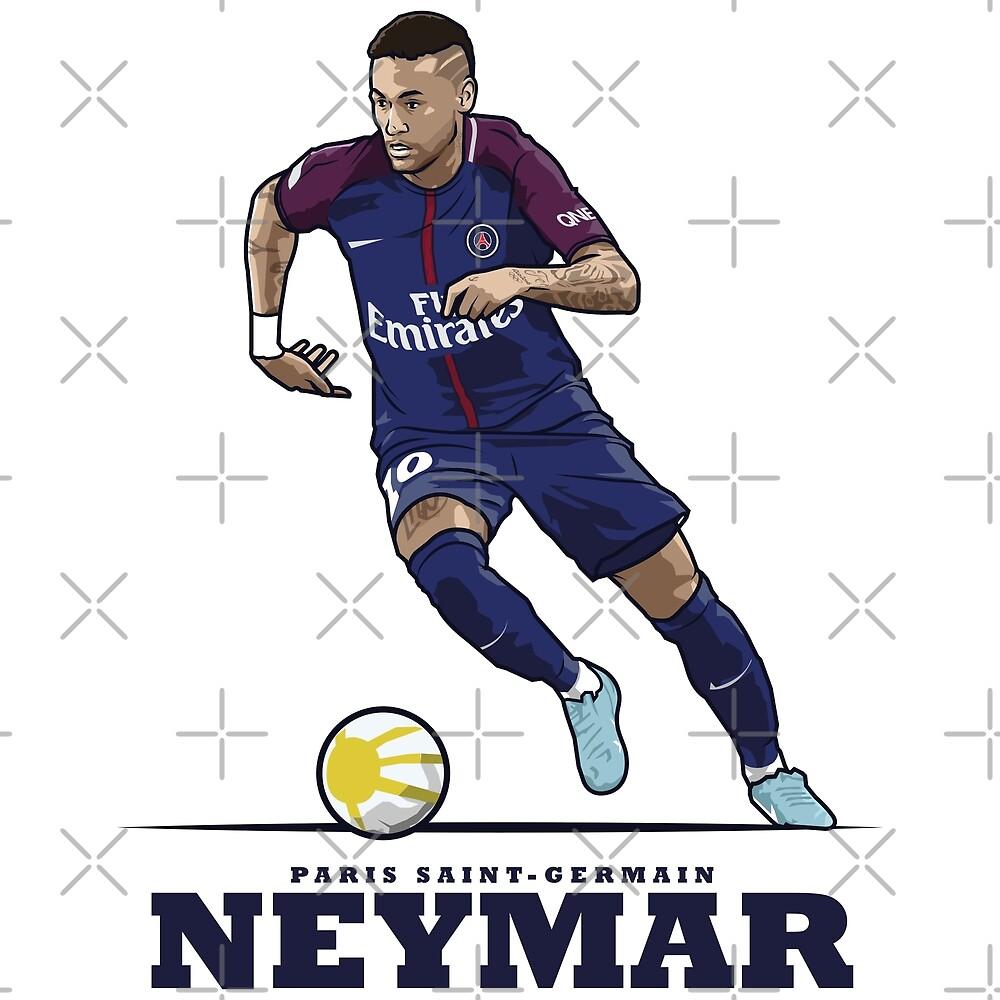 ab10e5d77 Neymar Jr - Paris Saint-Germain PSG