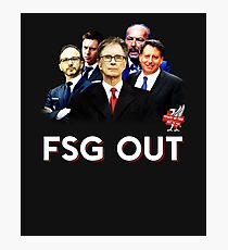 FSG OUT New Version 2017 Photographic Print