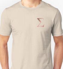 Rose Gold Metallic Sigma T-Shirt